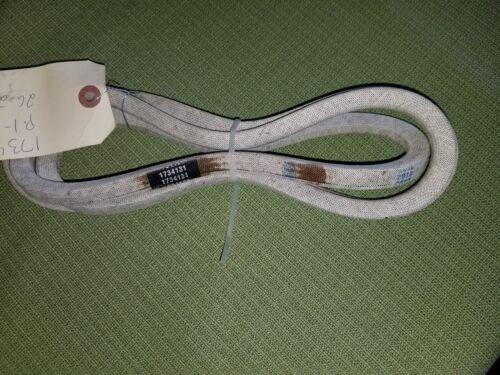 Genuine Simplicity 1734131SM Mower Deck Belt 1734131