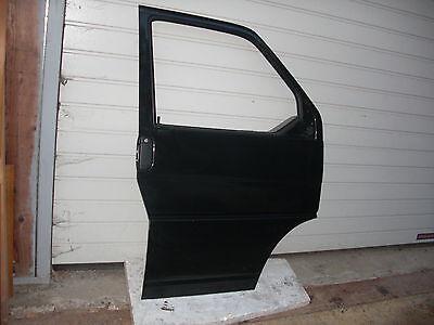 VW T4 Bus Tür Beifahrerseite rechts vorne kurzer Radstand schwarz
