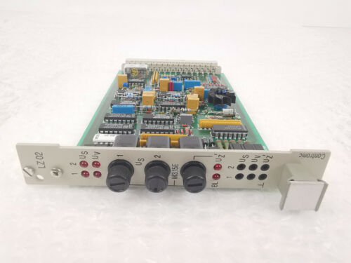 H&B Contronic LZ02 Hartmann & Braun LZ 02 Module Platine Steckkarte