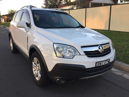 2009 Holden Captiva Wagon Condell Park Bankstown Area Preview