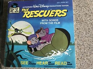 See, Hear and Read books from Disney and Little Golden Books