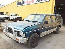 Wrecking 1994 Nissan Navara D21 Dual Cab AT RWD, Parts from $10 Port Adelaide Port Adelaide Area Preview