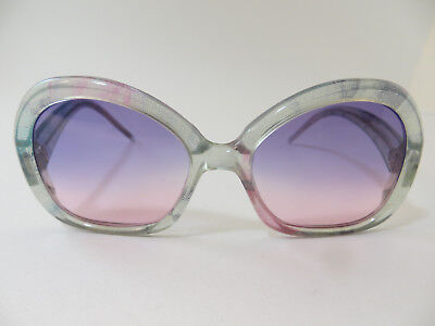 CRYSTAL  BLUE  PINK  FADE Frame Made in USA  NEW  PURPLE FADE (Crystal Blue Fade Frame)