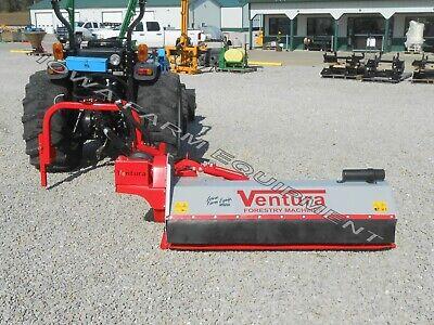 63 Roadside Ditch Bank Flail Mower Ventura Trim 161e 40-75hp Hyd Offsettilt