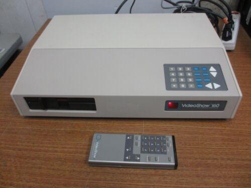 General Parametrics VideoShow 160 w/ Remote Control & Cables