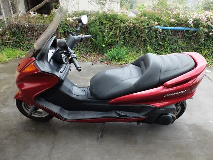 Yamaha Majesty 2005, Will swap for Japanese Motorbike Oatlands Parramatta Area Preview