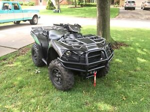 2017 brute force 750 special edition with eps