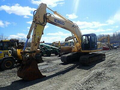 2010 Kobelco Sk210-8 Hydraulic Excavator Nice Erops Ac