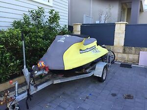 YAMAHA FX HO 160  - 2006 - LOW HOURS Doubleview Stirling Area Preview