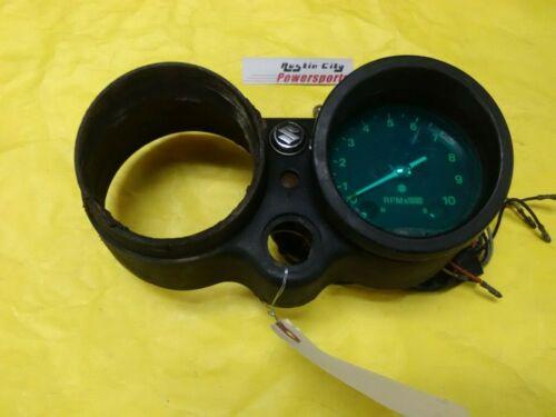 76 77 SUZUKI GT 550 GT550 tachometer tach meter