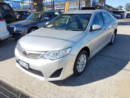 2013 Toyota Camry Altise Sedan Auto 112kms Books (Drives Well) Wangara Wanneroo Area Preview