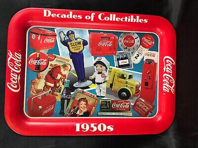 Decades of Collectibles - Coca Cola Tray