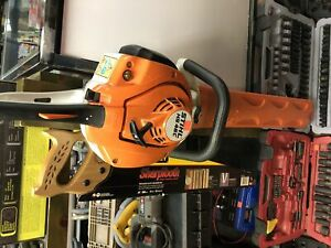 Sthil  hs 46c  gas hedge trimmer