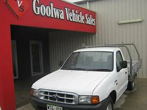 2001 Ford Courier Ute TRAY TOP Goolwa Alexandrina Area Preview
