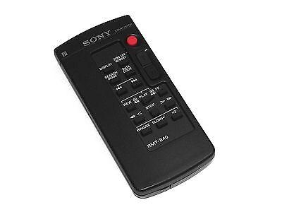 Original Sony RMT-840 Handycam Camcorder Fernbedienung für HDR-FX1E