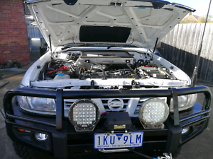 2006 Nissan patrol Dx 4.2