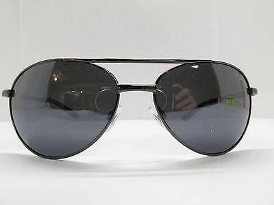Stauer Flyboy Aviator Eyeglasses Eyewear FRAMES 66-21-125 TV6 80121A