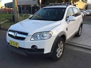 2007 Holden Captiva Wagon/AUTOMATIC/7SEAT Smithfield Parramatta Area Preview