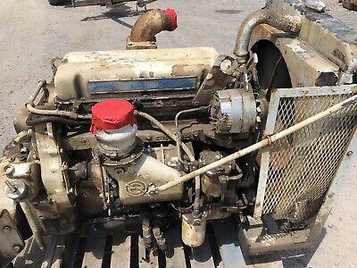 Detroit 4-53 Engine Tested Runner Model 50437101 Gm Detroit 453