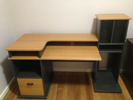 Sturdy practical desk