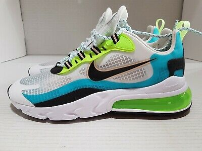 Nike Air Max 270 React SE Mens Trainers - CT1265-300 - Size...