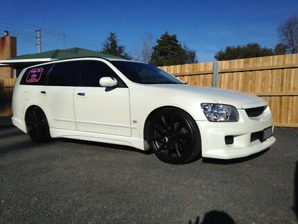01' Nissan Stagea 250t RS four Legana West Tamar Preview