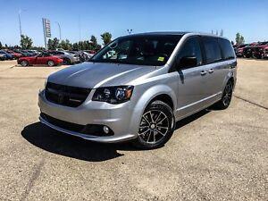 2018 Dodge Grand Caravan Blacktop BACK UP CAMERA