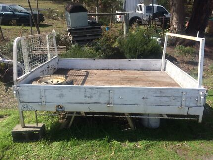 Tray for ute Kingston Kingborough Area Preview