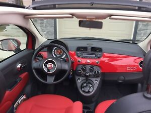 2012 Fiat 500C ( Convertible) Reduced Price