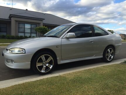 2000 Mitsubishi Lancer MR  Glenmore Park Penrith Area Preview