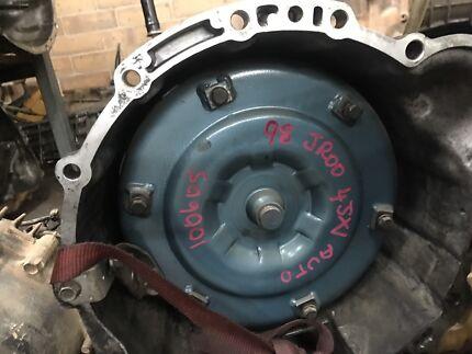 Holden Jackaroo 98 4 cyl auto trans