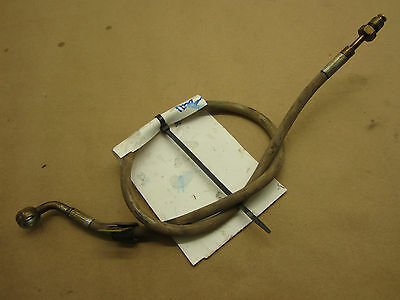 Polaris Trail Boss 330 2011 OEM front left brake line