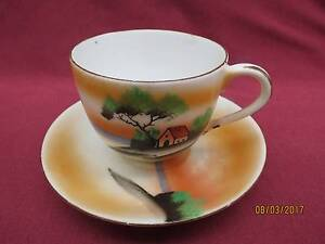 Vintage: Japanese tea set china in European style Petrie Pine Rivers Area Preview