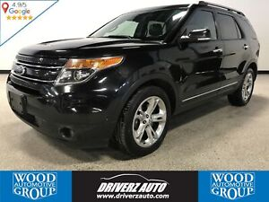 2013 Ford Explorer Limited LIMITED, PARK ASSIST, ADAPTIVE CRUISE