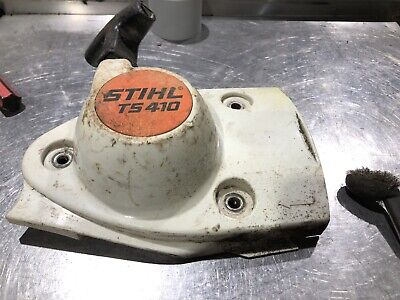 Stihl Ts410 Cut Off Saw Pull Starter Recoil Assembly Original Stihl