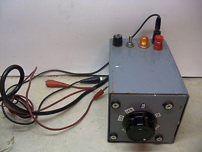 General Radio Company Voltage Transformer 115v 2.4a 50-60 Cycles