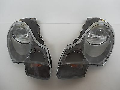-70% TOP+ORIG. Porsche 996.1 1998-2001 RHD Headlamp Headlight Xenon left + right