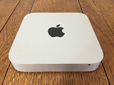 Apple Mac Mini 2014 (A1347) 2.6GHz Intel Core i5 8GB RAM 1TB HDD 1536MB Graphics