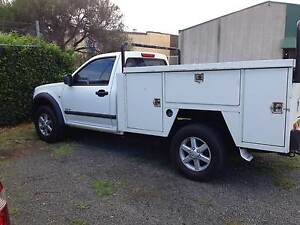 2003 Holden Rodeo Ute Minto Campbelltown Area Preview