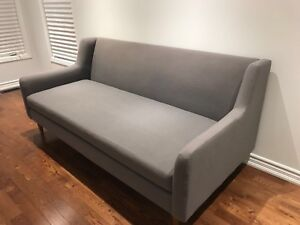 Crosby Mid-Century Sofa - West Elm