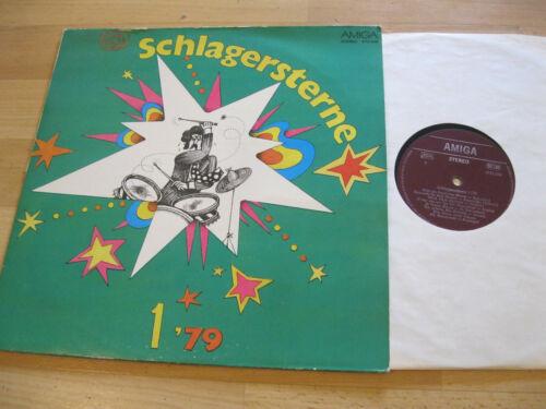 LP Schlagersterne 1'79 Mit Opapa zum FKK  Vinyl AMIGA DDR 8 55 646