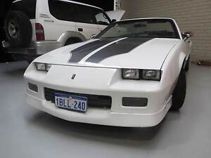 1988 Chevrolet Camaro Convertible Booragoon Melville Area Preview