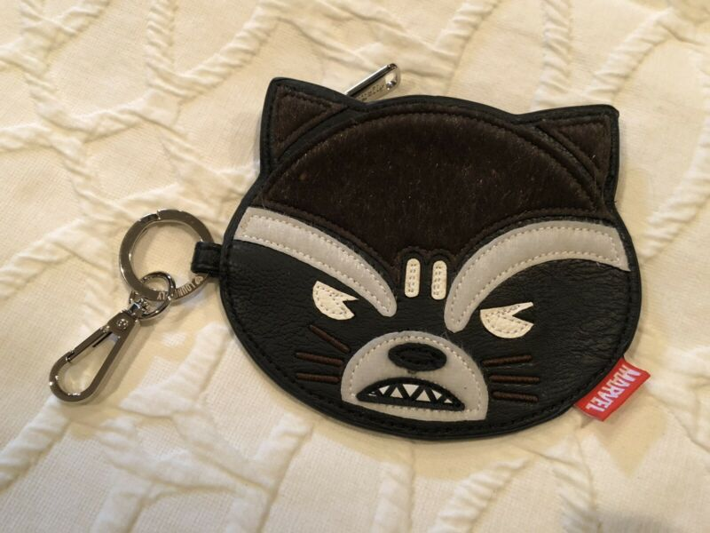 Loungefly Marvel RARE rocket raccoon coin pouch guardians of the galaxy