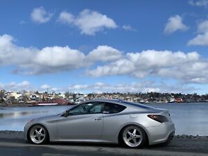 Boosted 2010 Genesis coupe