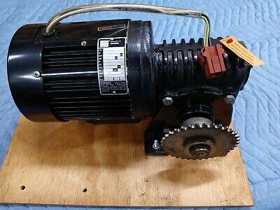 New Bodine Electric 48y5bfcs-5h Gear Motor 14 Hp