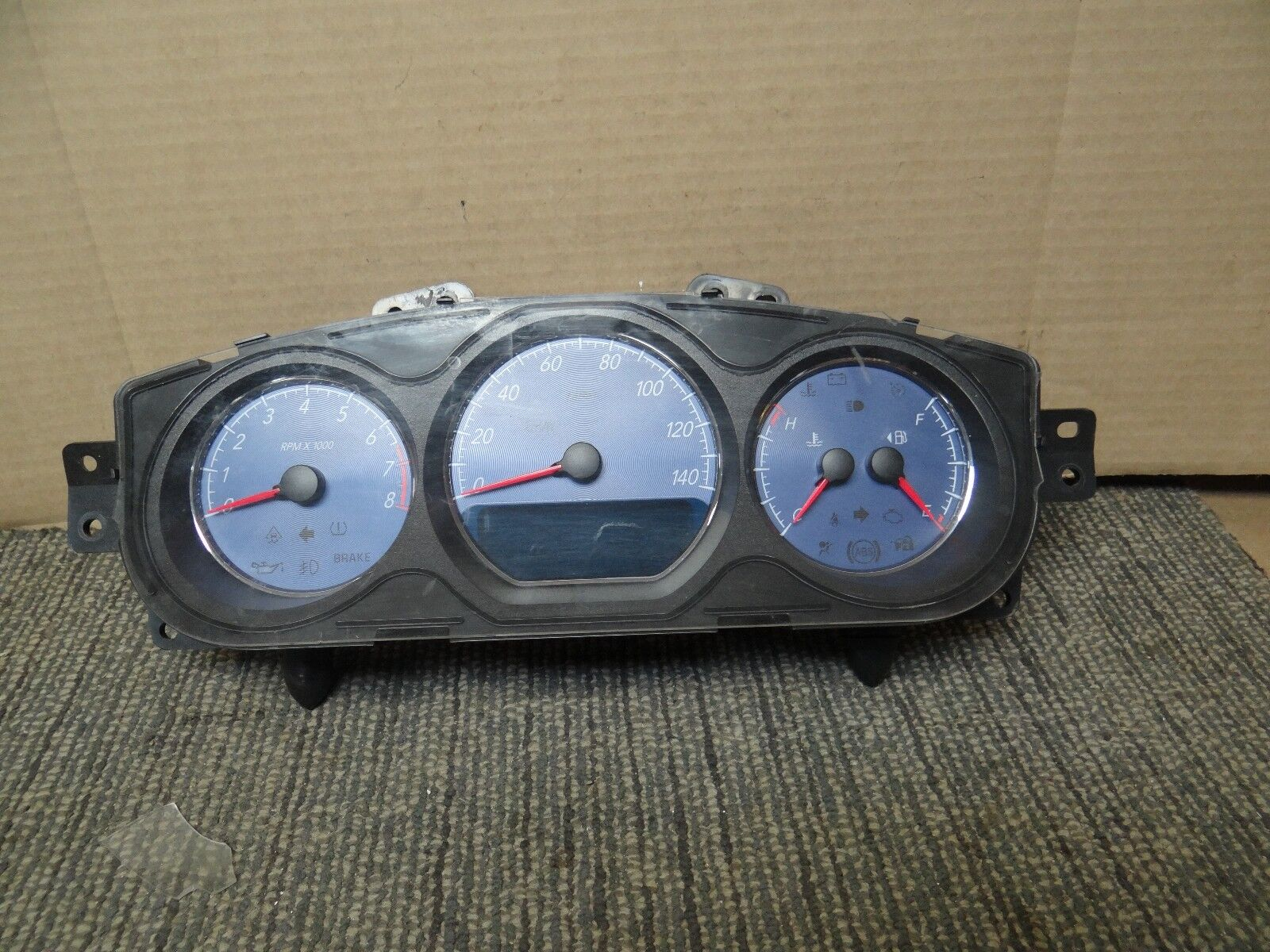 Used Buick Lucerne Engine Computers For Sale 06 Fuse Box Cl1776 2006 Speedometer Instrument Cluster Oem 100k 15853817