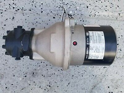 Suntec J4nb-a1000g 1725 Rpm Waste Oil Pump Complete With A.o. Smith Motor New