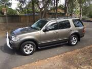 Handsome Ford Explorer 2003 UX XLT 6cyl Upper Coomera Gold Coast North Preview