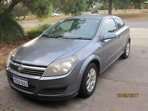 2006 Holden Astra Coupe Hamersley Stirling Area Preview