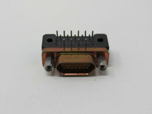 Micro-D RCPT 15 POS Connector #MDM-15SCBRP